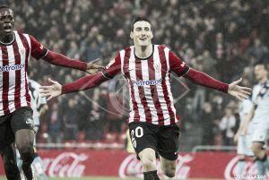 Athletic-Rayo: puntuaciones del Athletic, jornada 24