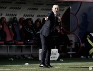 """Stefano Pioli: """"Nos hemos equivocado con el planteamiento"""""""