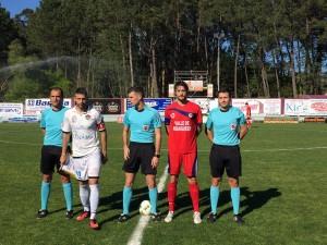 El CD Boiro salva un 'match ball' contra la UD Mutilvera