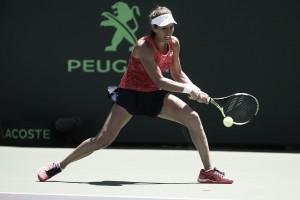 WTA - Miami Open: Konta in semifinale, si arrende Halep