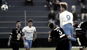 El Atlético Malagueño, protagonista destacado en la jornada de la Academia