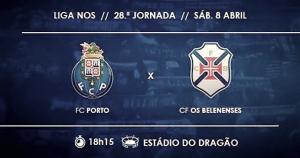 Previa Porto - Belenenses: partido crucial para ambos
