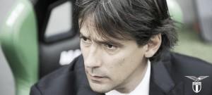 """Inzaghi: """"En un campeonato normal iríamos segundos o terceros"""""""