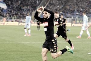 El Nápoles conquista a la Lazio en el Stadio Olímpico