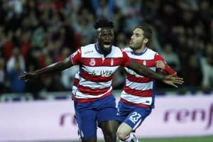 La temporada más goleadora del Granada, a fondo
