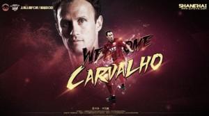 Shanghai SIPG, altro innesto europeo: ufficiale l'acquisto di Carvalho