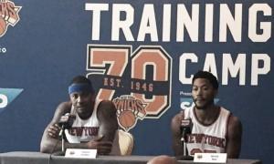 """Nba Media Day, Carmelo Anthony: """"Tanto entusiasmo, possiamo lasciare il segno"""""""