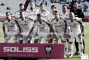 Resumen Osasuna 1-0 Albacete Balompié enSegunda División 2017