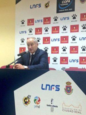 """Marc Carmona: """"Estamos contentos por la clasificación y el juego"""""""