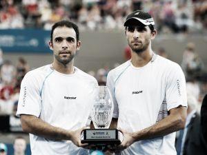 Cabal y Farah eliminados del ATP 250 de Doha