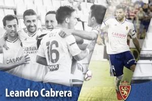 Real Zaragoza 2016/17: Leandro Cabrera