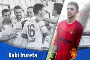 Real Zaragoza 2016/17: Xabi Irureta