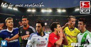 Once revelación de la Bundesliga 2013/2014
