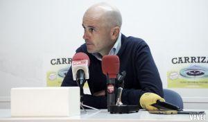"""Javier Cabello: """"Tenemos que hacer un partido muy completo"""""""