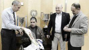 El Celta estará presente en el homenaje a Cáceres