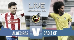 Resultado Algeciras - Cádiz en Segunda B 2016 (1-0)