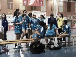 Campeonato de España de Balonmano 2016. Cadete femenino. Jornada 1