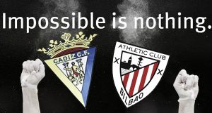 Cádiz - Bilbao Athlétic, impossible is nothing