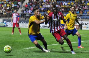 """Hugo Rodríguez: """"Tenía muchas ganas de marcar en Carranza"""""""