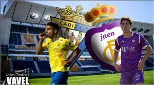 Cádiz - Real Jaén en directo online