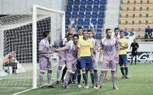 Cádiz CF 4-0 CD El Palo: el Cádiz se abona a las goleadas
