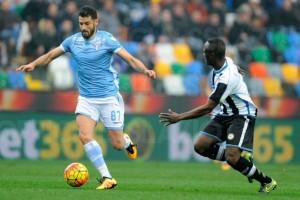 El gol no está hecho para la Lazio