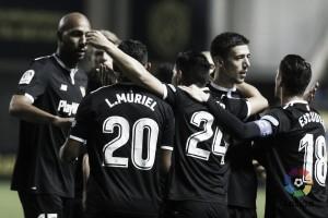 Cádiz CF - Sevilla FC: puntuaciones del Sevilla, octavos de Copa del Rey