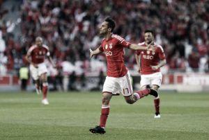 El Benfica barre al Braga