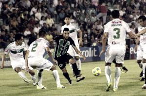 Con una mínima diferencia, Zacatepec saca los tres puntos a Cafetaleros