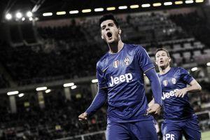 Strapotere Juventus. I bianconeri vincono anche a Palermo, decide una rete di Morata