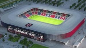 Cagliari, nuevo estadio para 2019