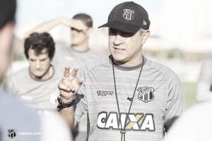 Apesar de mistério no Ceará, Chamusca garante retornos aos titulares