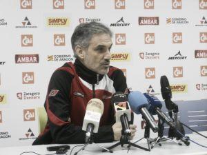 """José Luis Abós: """"Necesitábamos el triunfo para seguir con aspiraciones en la Eurocup"""""""