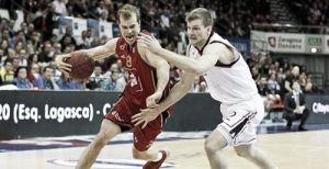 CAI Zaragoza - Lietuvos Rytas: a estrenarse en el Last32