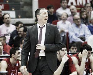 """Joaquín Ruiz: """"Hemos tenido muchos problemas con el rebote"""""""
