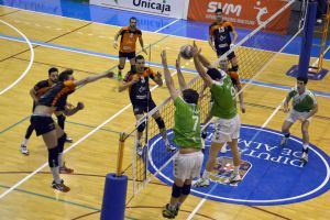 CAI Voleibol Teruel - Unicaja Almería: duelo entre favoritos