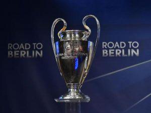 Sorteggio Champions League: Juve - Monaco nei quarti, Psg - Barcellona e il derby di Madrid