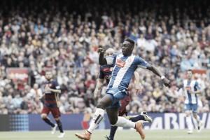El Espanyol se desangra ante la ofensiva azulgrana