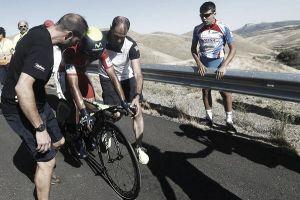 "Nairo Quintana: ""El ciclismo es así"""