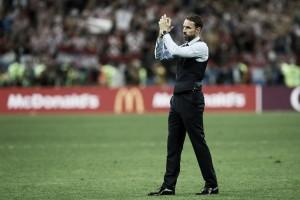 """Apesar de derrota, Southgate enaltece campanha da Inglaterra na Copa: """"O país está orgulhoso"""""""
