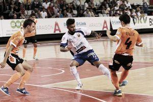 D-Link Zaragoza rescata un punto en el último suspiro