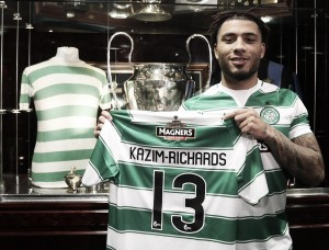Colin Kazim-Richards signs for Celtic