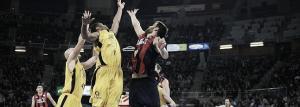 El CB Canarias despide la temporada con una sufrida victoria ante Laboral Kutxa