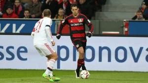 Leverkusen - Bayern Monaco, finisce senza reti il big match