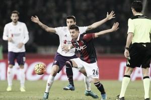 Resultado Bologna - Fiorentina en Serie A 2016 (1-1): empate a casi nada