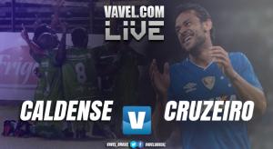 Resultado Caldense x Cruzeiro pelo Campeonato Mineiro de 2018 (0-0)
