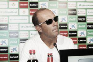"""Calderón: """"Jugamos con honestidad y dignidad deportiva"""""""