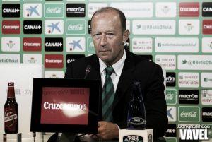 Gabriel Humberto Calderón no continuará en el Betis