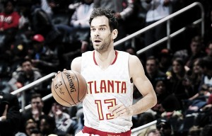 Jose Calderon signs one-year deal with Cleveland Cavaliers