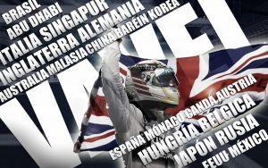 El calendario de la Fórmula 1